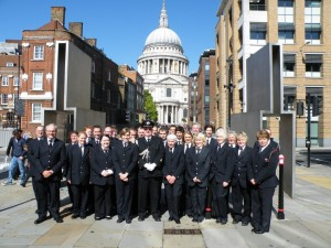 St Pauls Cathedral 11th Sept 2011